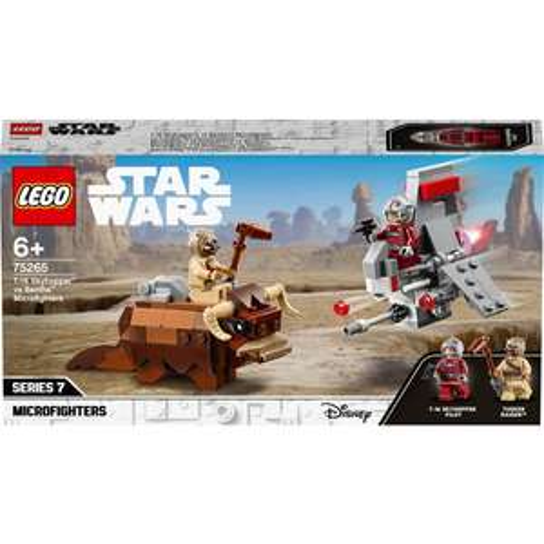 LEGO 75265 Star Wars T-16 Skyhopper vs Bantha £14.99 Free C&C @ Smyths