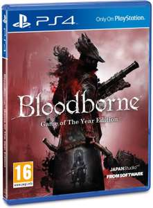 Bloodborne - Game of the Year (PS4) - £17.99 Delivered @ Base