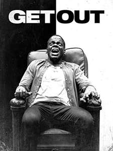 Get Out (4K UHD) Rental 99p at Amazon