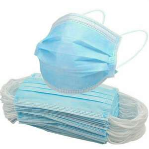 50 X 3 Ply Disposable Face Mask - £3.75 delivered at Luxury-Furniture-direct eBay
