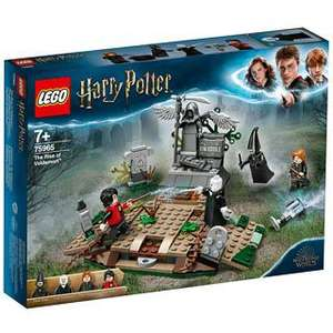 LEGO Harry Potter 75965 The Rise of Voldemort £5 @ B&M Small Heath