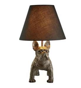 French Bulldog Table Lamp Now £19.99 ( was £30 ) with Free Click and collect From Argos