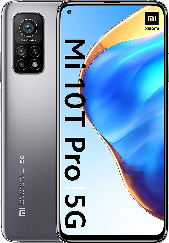 Xiaomi Mi 10T Pro 5G 128GB / 8GB (Snapdragon 865, 144Hz Display, 108MP Camera, 5000mAh) - £473.21 (£457 Fee Free) @ Amazon Germany