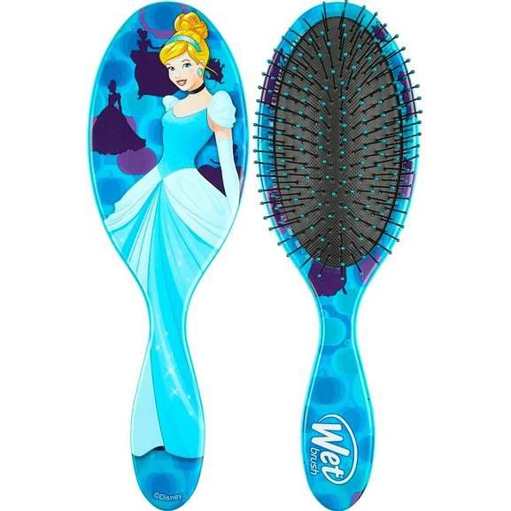 Disney Princess & Frozen Wet Detangling Brushes - e.g. Ariel, Belle, Elsa, Jasmine, Olaf, Pocahontas etc now £6.50 delivered @ Justmylook