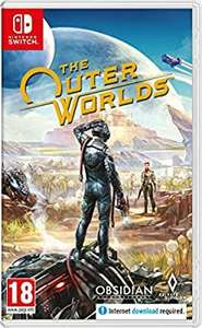 [Nintendo Switch] The Outer Worlds - £22.97 delivered @ Amazon