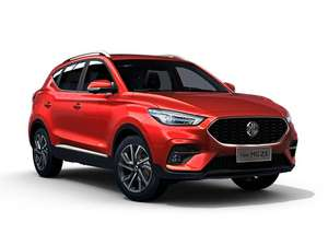 MG ZS EV 48 Month lease £249 p/m £1,494 initial. Red Metalic Paint Option Included Term £13644 @ National Vehicle Contracts