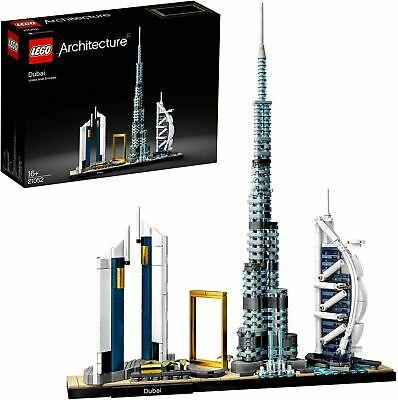 LEGO Architecture 21052 Dubai Model, Skyline Collection - £34.95 @ Velocityelectronics / Ebay