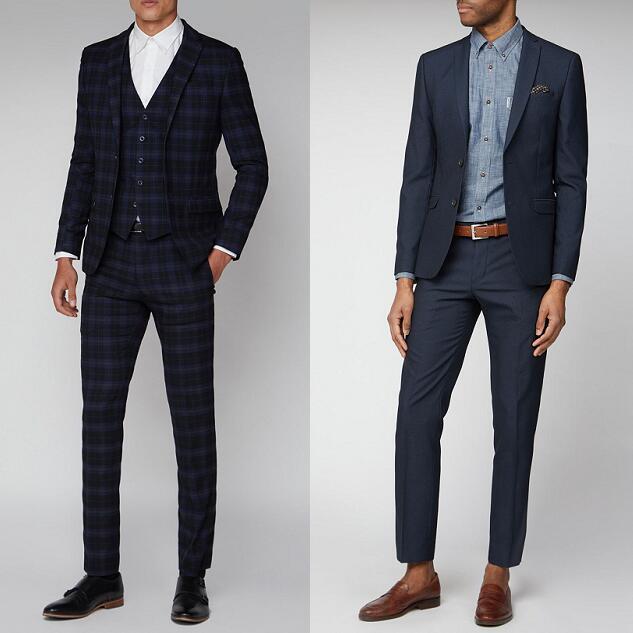 £69 Suit Sale - Ben Sherman, Jeff Banks, Racing Green Suits all now £69 + Further Multibuy Discounts @ Suit Direct
