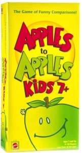 Apple To Apples Kids The Game of Crazy Comparisons card game for £8.99 with free UK mainland delivery (+£1.99 to NI) using code @ Bargainmax