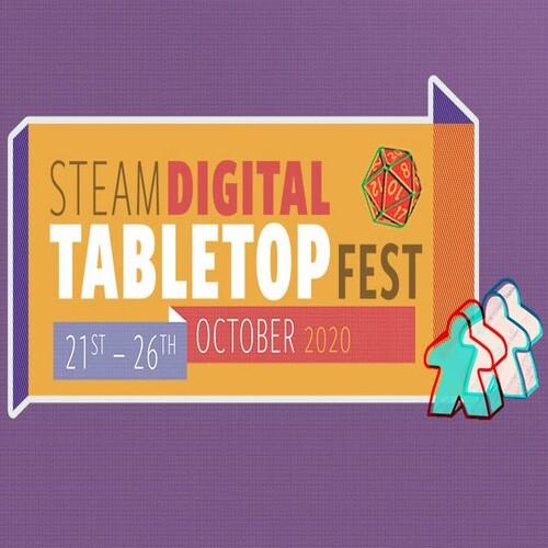 Steam Digital TableTop Fest - Sid Meier's Civilization® VI £12.49, Total War: WARHAMMER II £13.59, Tabletop Simulator £7.49, Frostpunk £8.49