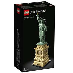 LEGO Architecture 21042 Statue of Liberty - £67.51 / £64 fee free delivered @ Amazon Germany