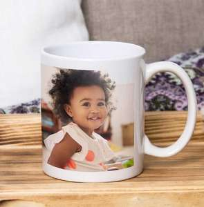 Get a Personalised Mug For 90p delivered with code @ Optimal Print's App