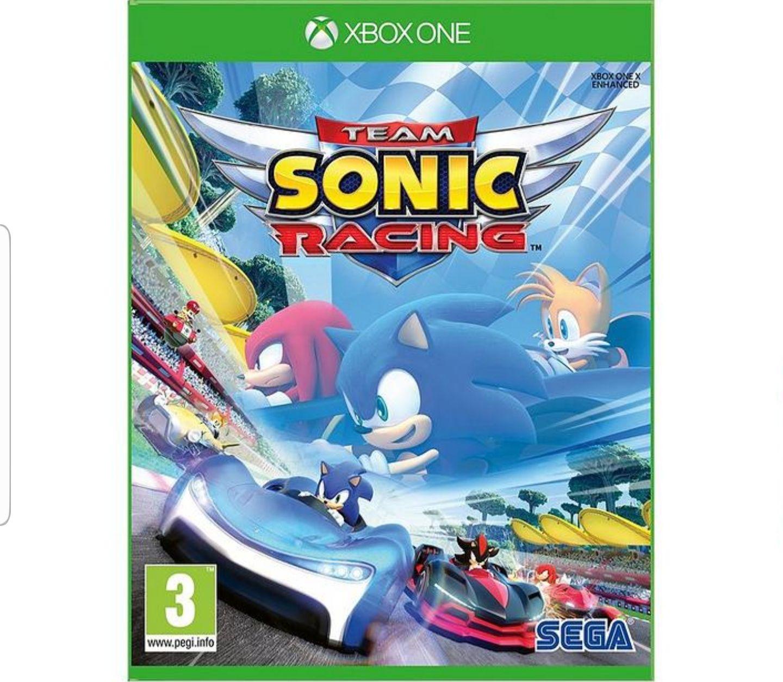 Team Sonic Racing Xbox one £9.99 @ Very