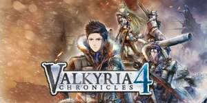 Valkyria Chronicles 4 for Nintendo Switch £13.12 at Nintendo eShop