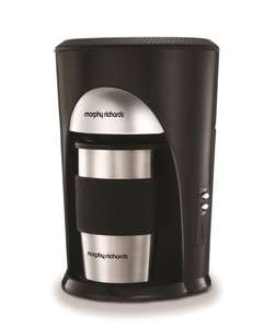 Coffee On The Go Filter Coffee Machine £19.99 @ Morphy Richards Shop
