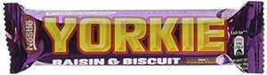 Yorkie Raisin and Biscuit, 44 g (Pack of 24) £8 @ Amazon (£4.49 p&p np) £6.80/£7.20 s&s