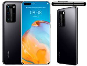 Huawei P40 128GB Black Unlocked Dual Sim Open Mint Condition £399 (Best Offer Available) @ Buy Mobiles / Ebay