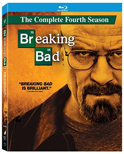 Breaking Bad - Season 4 £2.33 Prime / £5.32 non-Prime @ Amazon
