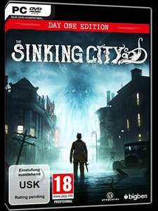 PC Sinking City Day one edition £6.91 at MMOGA