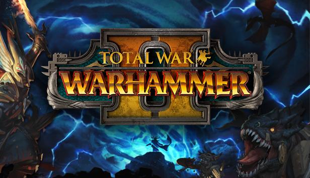 Total war Warhammer 2 PC game £13.59 on steam