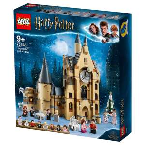 LEGO Harry Potter Hogwarts Clock Tower 75948 £67.99 delivered at Costco