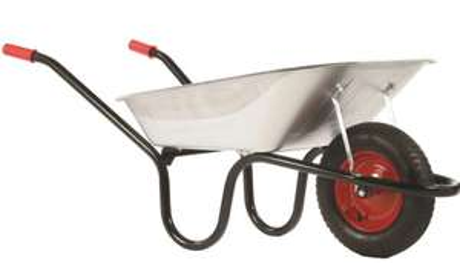 Chillington Chasseur Pneumatic Wheelbarrow - 90L - £30 + Free Click & Collect @ Homebase