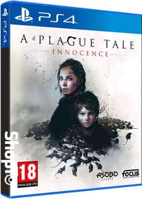 A Plague Tale Innocence - PS4 - £17.85 @ Shopto.net