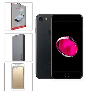 Apple Iphone 7 (Refurbished Like New By AzTech) - 128GB Version in Black & Rose Gold - £279.99 @ Ideal World TV