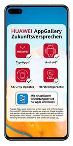 Huawei P40 8/128GB £355.53 Amazon