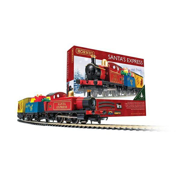 Hornby Santa's Express Train Set £41.99 at Shop4world