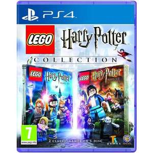 Lego Harry Potter PS4 £12.49 at MyMemory