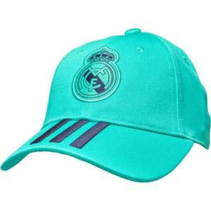 adidas RMCF Real Madrid 3 Stripes Cap £4.99 + £4.99 Delivery @ MandM Direct
