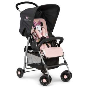 Hauck Disney Sport Pushchair Stroller - Minnie Sweetheart - £40.80 With Code (+£5.95 Delivery) @ Online4baby