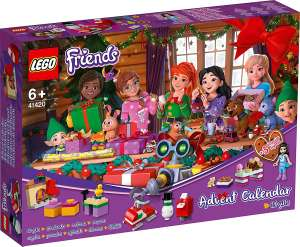 Lego Friends Advent Calendar at Zoom for £20.94 delivered