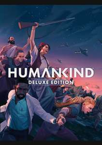 HUMANKIND Digital Deluxe Edition PC (Steam) £35.09 with code at AllYouPlay