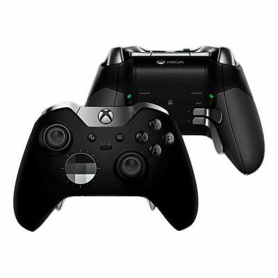 Microsoft Xbox One Elite Wireless Controller in Black or Hex [Refurbished] £52.79 Delivered using code @ StockMustGo eBay