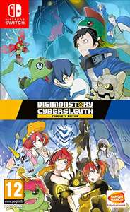 Digimon Story Cyber sleuth Complete Edition Nintendo Switch £34.99 @ Amazon