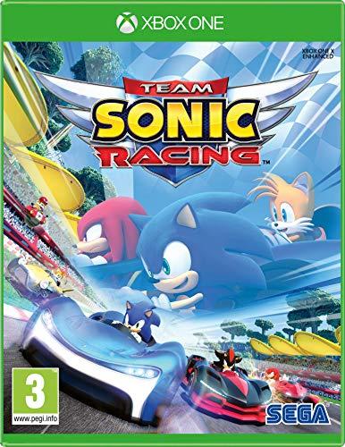 Xbox One) Team Sonic Racing - £9.99 (+ £4.49 Non Prime) @ Amazon