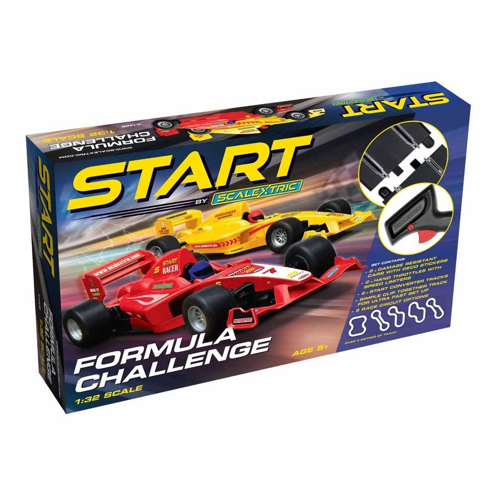 Scalextric Formula 1 Challenge START Set - £45 Delivered @ Wilko