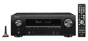 Denon AVR-X1600H 7.2 Dolby Atmos AV Receiver £287.92 inc. delivery with code @ Peter Tyson eBay