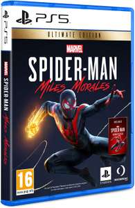 Marvel's Spider-Man: Miles Morales - Ultimate Edition (PS5 PreOrder) - £59.95 delivered @ The Game Collection Outlet / eBay
