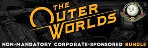The Outer Worlds: Non-Mandatory Corporate-Sponsored Bundle (Steam PC) £47.13 at Steam Store