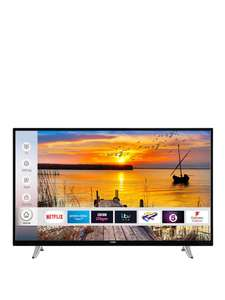 Luxor 50 inch 4K UHD, Freeview Play, Smart TV - £286.98 Delivered @ Very