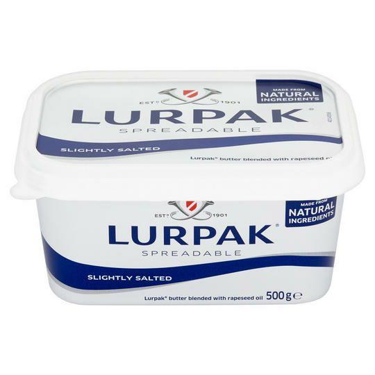 Lurpak 500g £2.75 @ Iceland