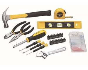 STANLEY STHT0-75947 131pc Home Tool Set - £19.93 at Homebase (Click & Collect)