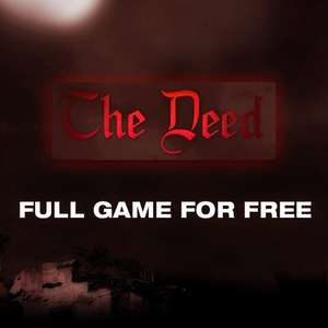 Free Windows PC Game: The Deed (Adventure RPG) at Indiegala