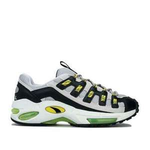 Men's Puma Endura Cell Reflective Trainers in White/Yellow or Green £27.15 Delivered (With Code) @ Get The Label / eBay
