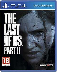 The Last Of Us Part 2 (Ex Rental) - £26.99 delivered from Boomerangrentals on ebay