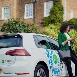 Free electric car journey in a one-way Flex e-Golf, on 28th only for Zipcar UK members