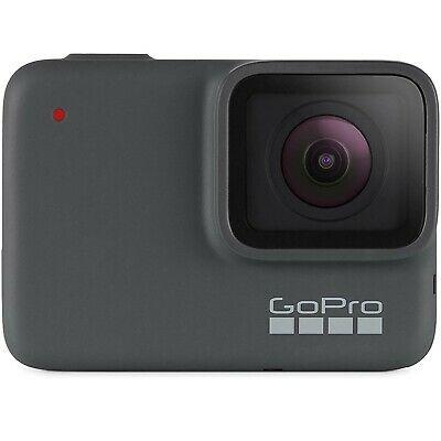 GoPro HERO7 Silver Waterproof Action Camera 4K HD 10MP - Certified Refurbished £152.98 delivered at ebay / gopro_certified_uk